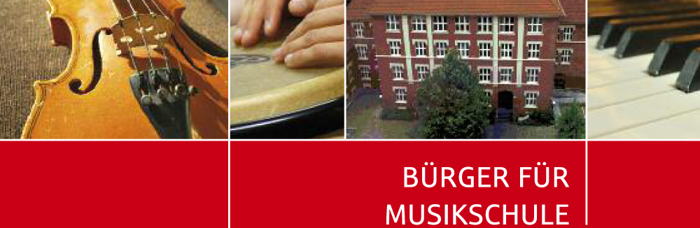 Bürger für Musikschule