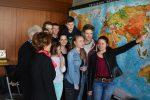 Die Schüler/-innen berichten von ihrer Reise