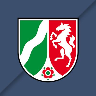 Wappen von NRW
